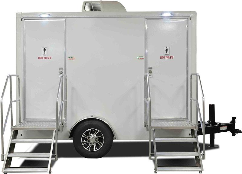 Restroom Trailers Optimus Industries